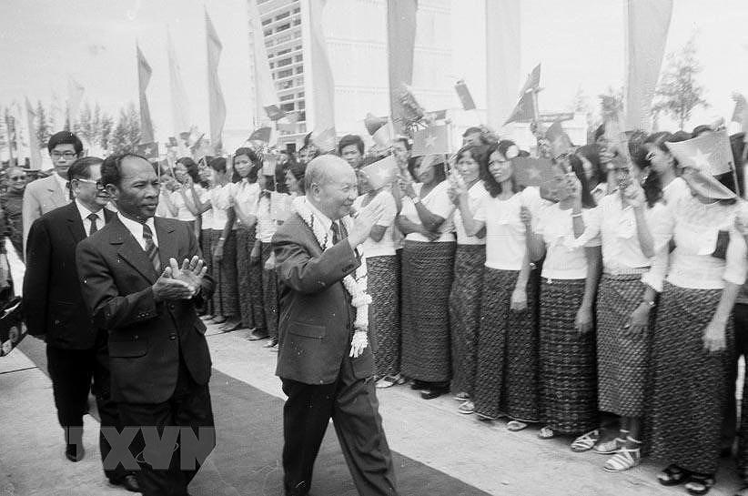 5e Congres national du Parti: Pour la patrie socialiste, pour le bonheur du peuple hinh anh 6
