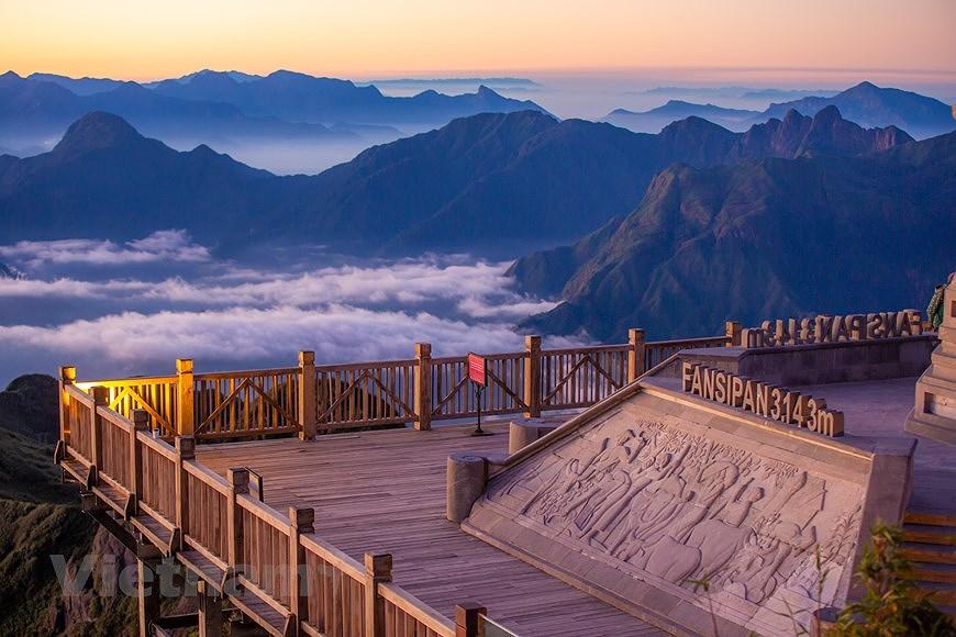 """Море облаков на """"крыше"""" Вьетнама hinh anh 6"""