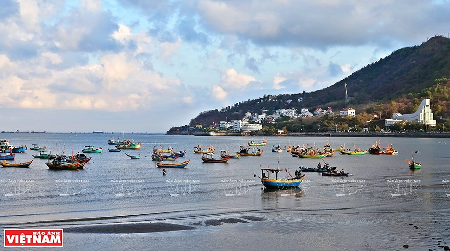 Вунгтау - где манит синее море hinh anh 8