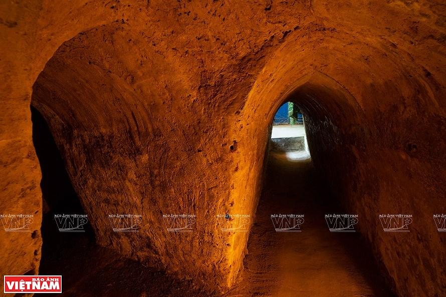 Туннели Кутьи становятся объектом Всемирного наследия hinh anh 10