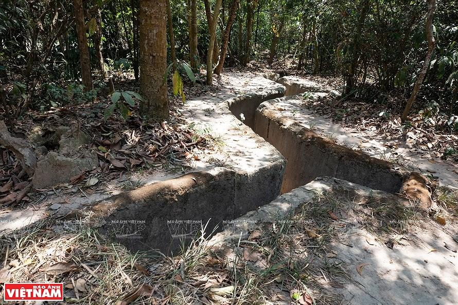Туннели Кутьи становятся объектом Всемирного наследия hinh anh 11