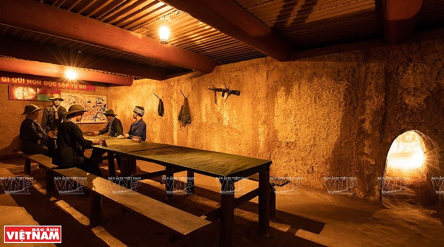 Туннели Кутьи становятся объектом Всемирного наследия hinh anh 1