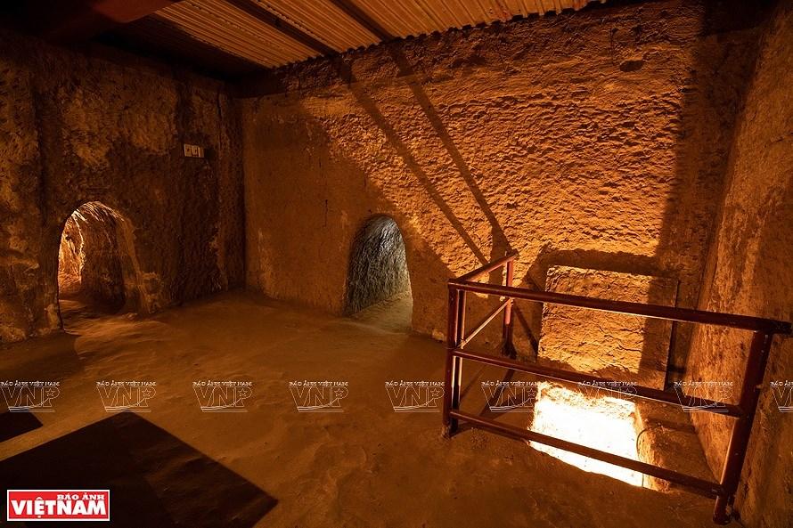 Туннели Кутьи становятся объектом Всемирного наследия hinh anh 2