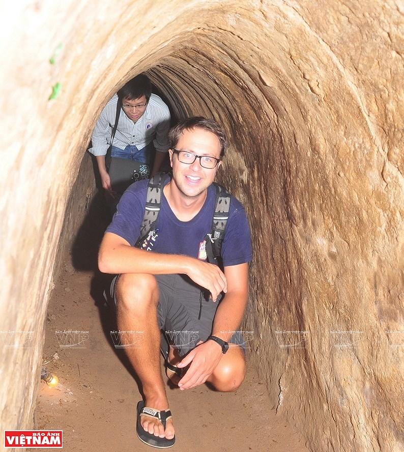 Туннели Кутьи становятся объектом Всемирного наследия hinh anh 8