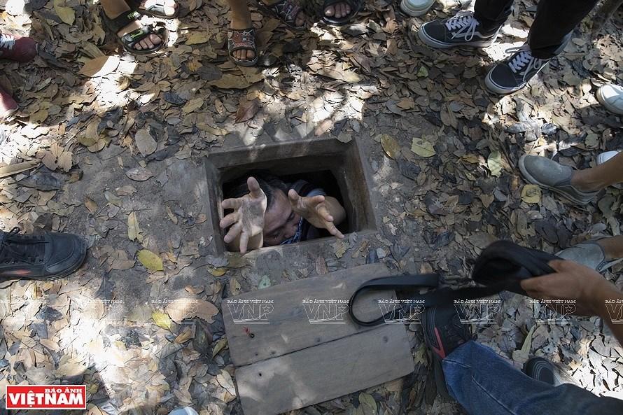 Туннели Кутьи становятся объектом Всемирного наследия hinh anh 9