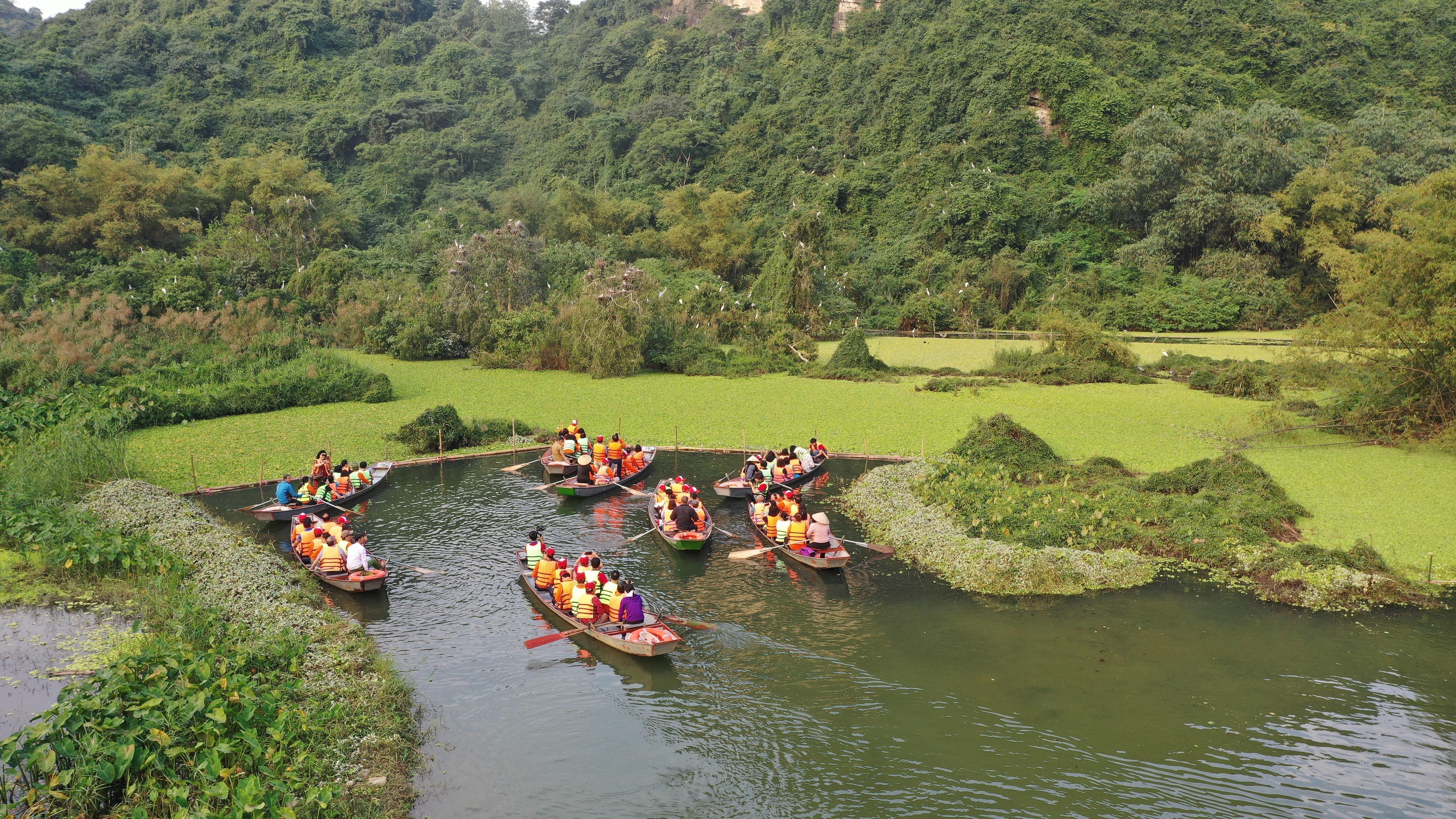 Ниньбинь - привлекательныи краи для туристов hinh anh 12