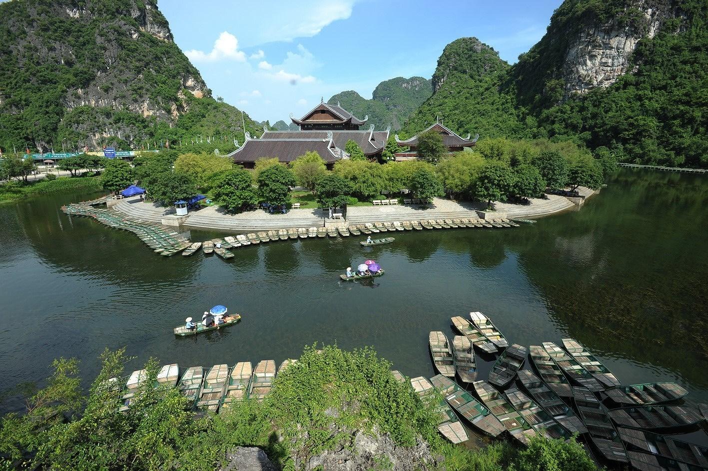 Ниньбинь - привлекательныи краи для туристов hinh anh 2