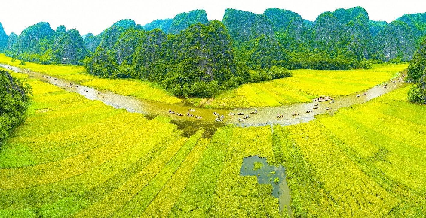 Ниньбинь - привлекательныи краи для туристов hinh anh 3