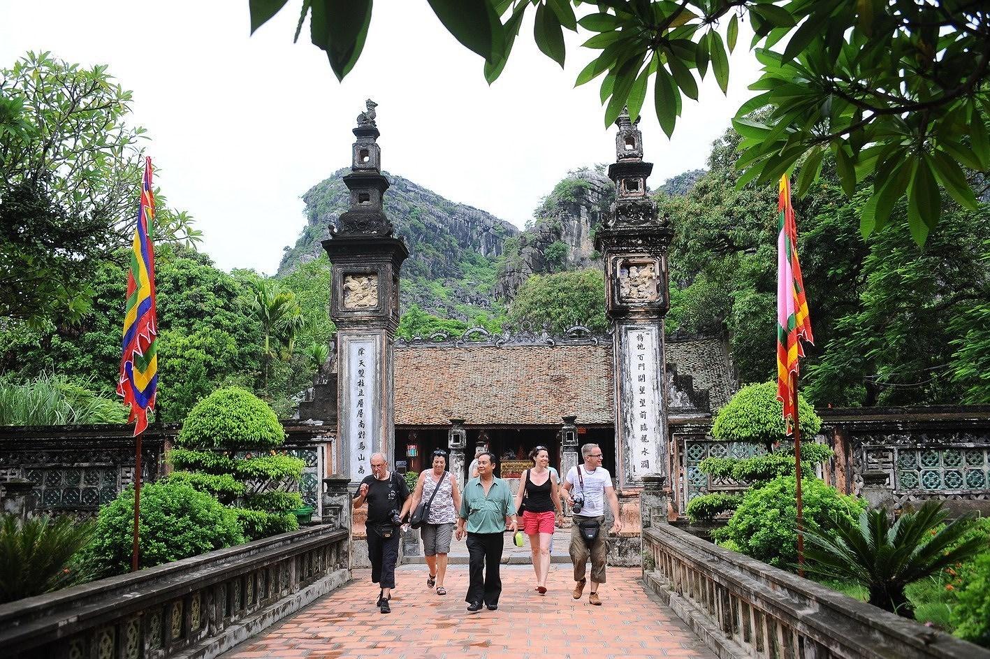 Ниньбинь - привлекательныи краи для туристов hinh anh 5