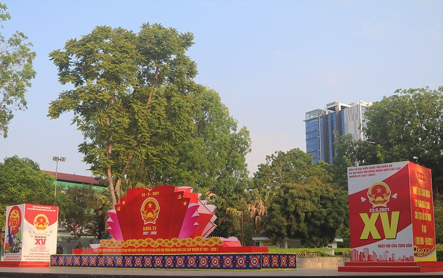 Вьетнам готов к всеобщим выборам hinh anh 1