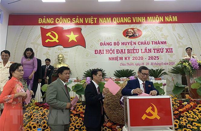 Nam bai hoc de to chuc thanh cong dai hoi dang bo cap tren co so hinh anh 2