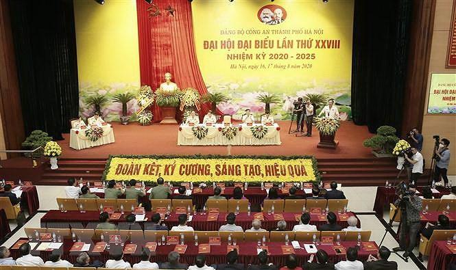 Bai hoc tu Dai hoi dang bo cap tren co so cua thanh pho Ha Noi hinh anh 2