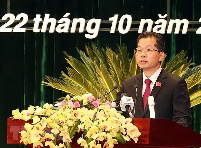 Dua thanh pho Da Nang tro thanh do thi khoi nghiep, sang tao hinh anh 1