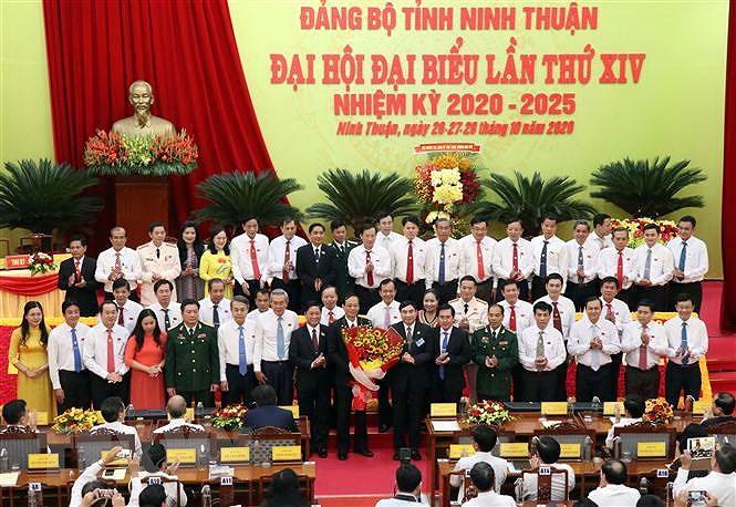 Dua Ninh Thuan tro thanh tinh phat trien kha cua khu vuc va ca nuoc hinh anh 1