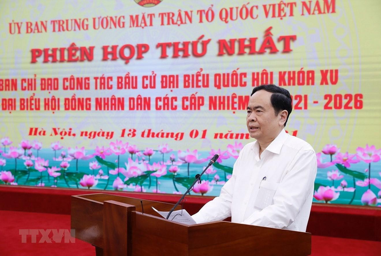 'Cong tac chuan bi bau cu phai duoc thuc hien nghiem tuc, dan chu' hinh anh 1
