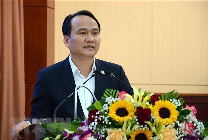 Dai hoi XIII: Dai bieu Da Nang chia se ky vong ve cong tac nhan su hinh anh 1