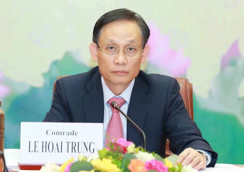 Thong bao ket qua Dai hoi XIII toi Dang Cong san Nhat Ban hinh anh 1