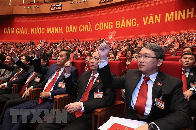 Dai hoi XIII cua Dang: Gui gam ky vong cua nhan dan toi Dang hinh anh 2