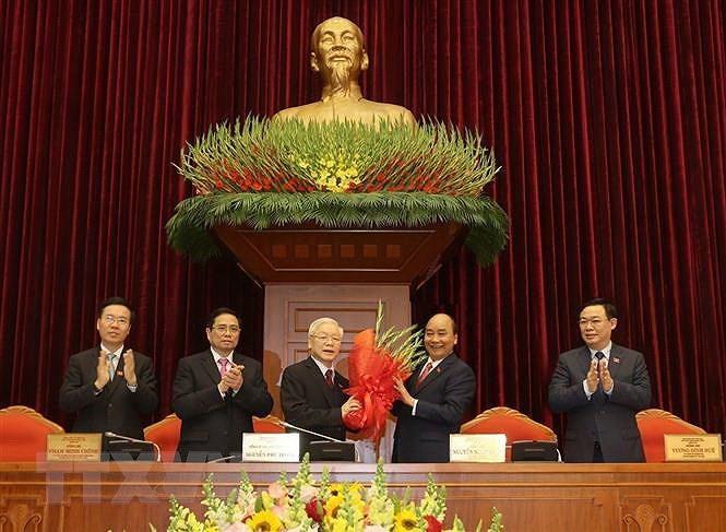 Nhin lai Dai hoi XIII cua Dang: Hai hoa co cau, chu trong tieu chuan hinh anh 1