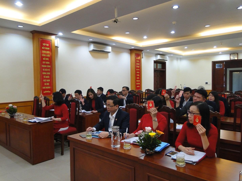 Quang Ninh hoan thanh Dai hoi Chi bo truc thuoc dang bo co so hinh anh 1