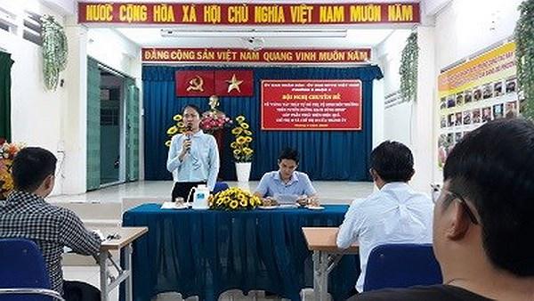 Thanh cong Dai hoi Dang cap co so: Lan toa niem tin - thoi lan gio moi hinh anh 1