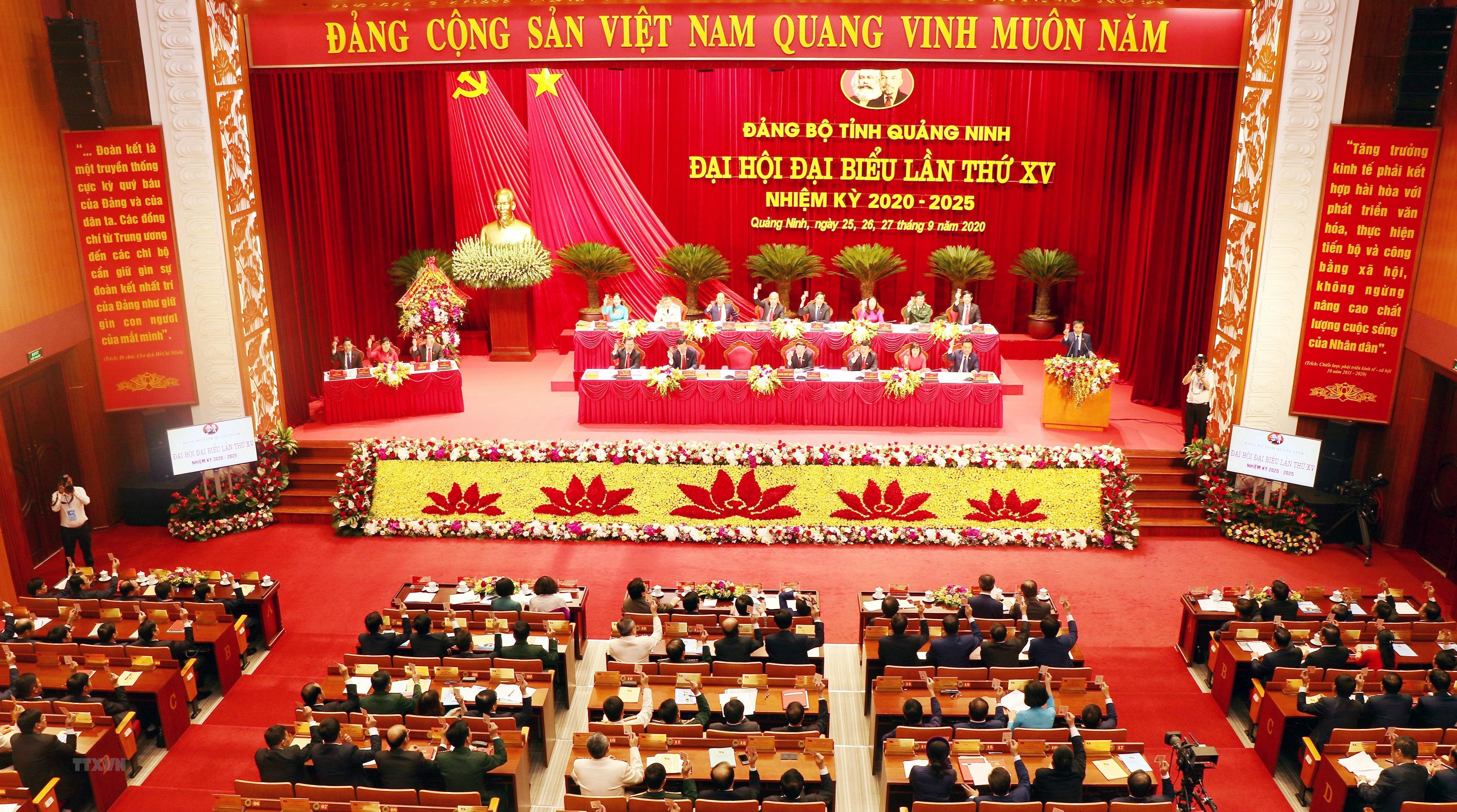 Ong Nguyen Xuan Ky tai cu chuc Bi thu Tinh uy Quang Ninh hinh anh 1