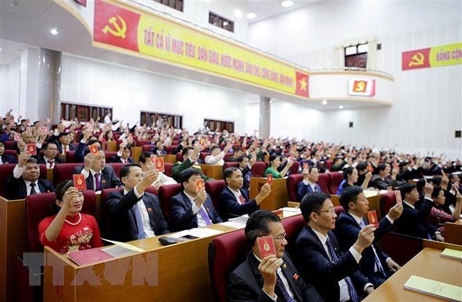 Dang bo tinh Lai Chau thong nhat 4 nhiem vu dot pha den nam 2030 hinh anh 1