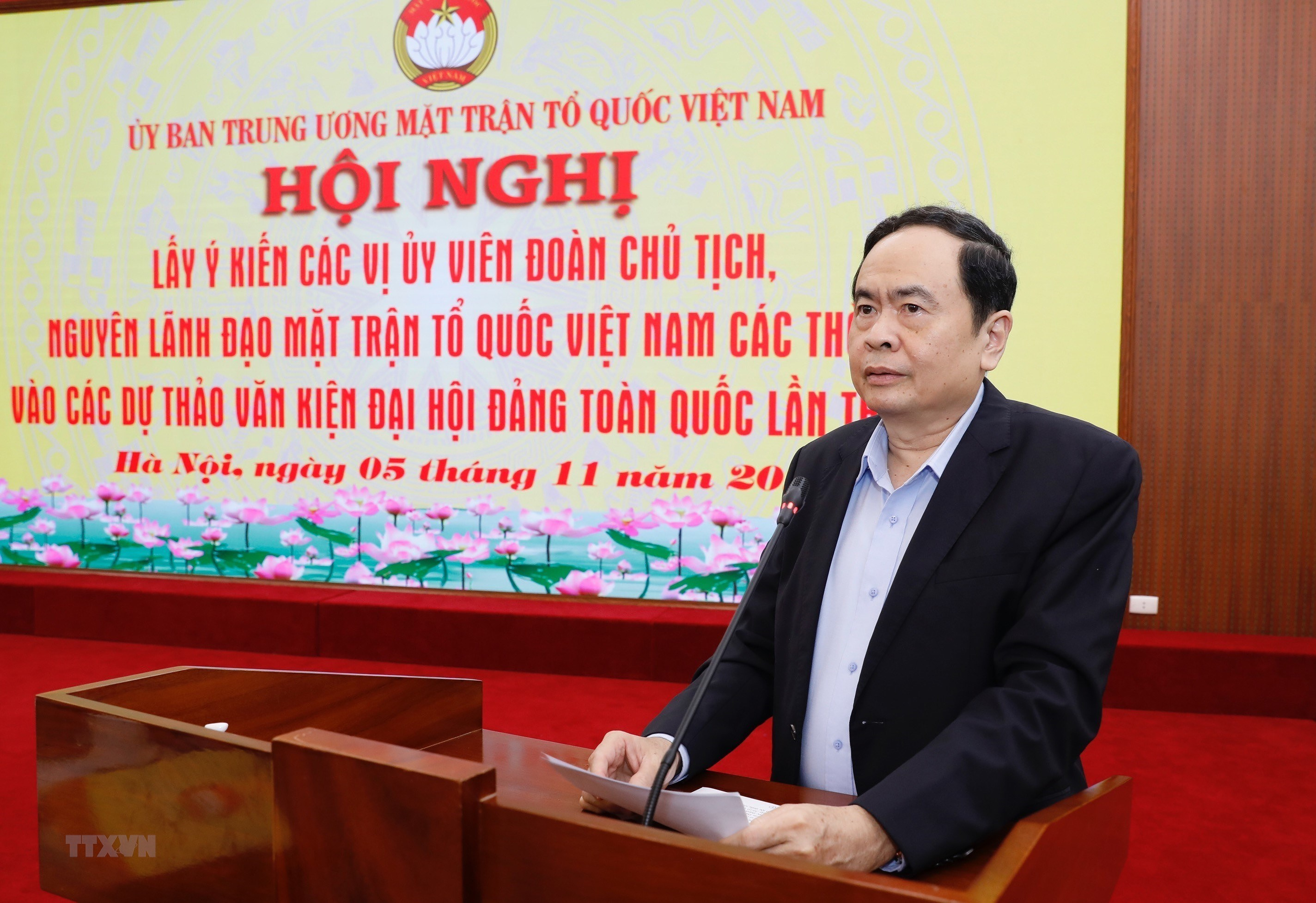 Chong chu nghia quan lieu de gop phan triet tan goc tham nhung hinh anh 1