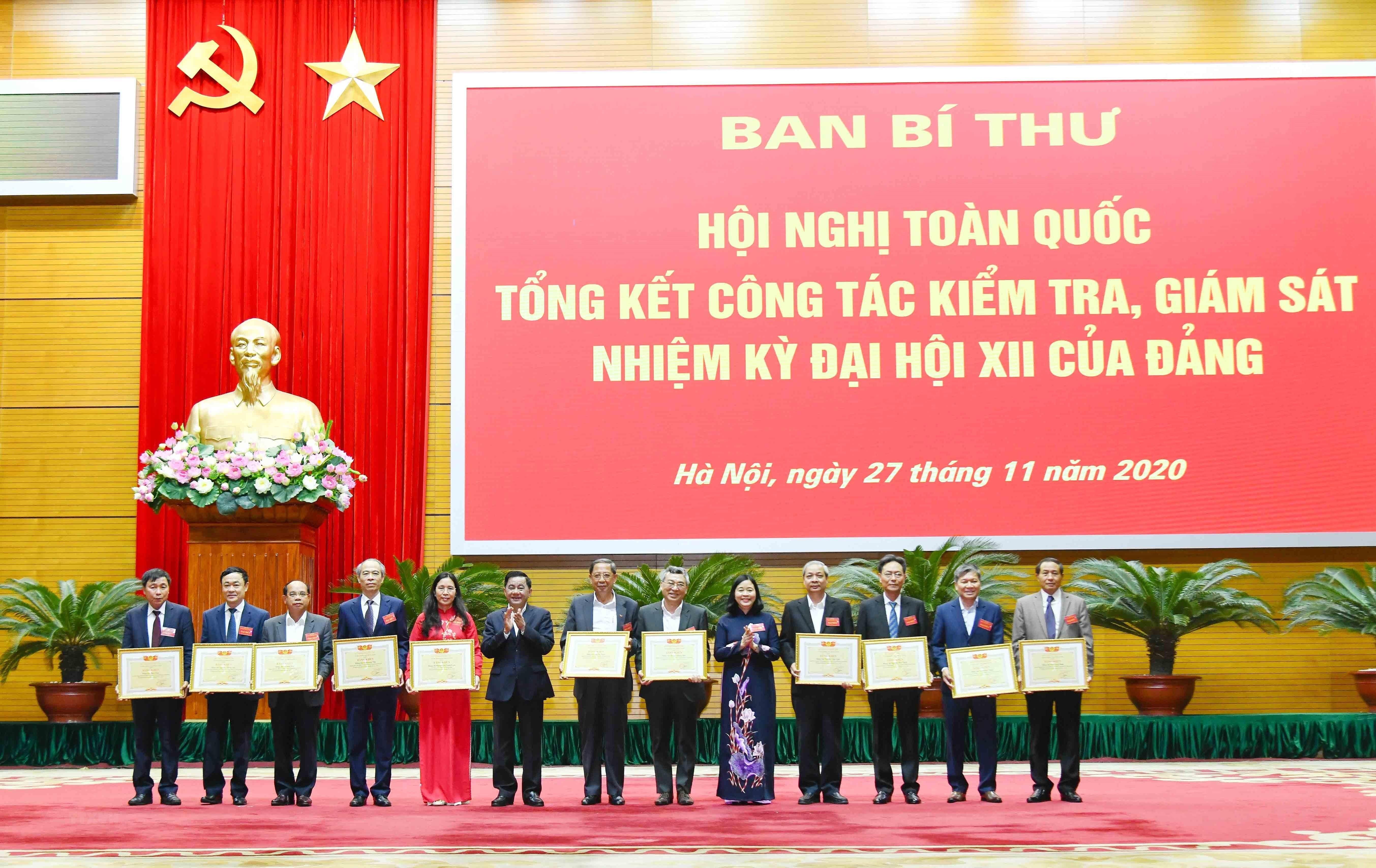 """Tong Bi thu, Chu tich nuoc: """"Can chong tu tuong quyen anh, quyen toi"""" hinh anh 3"""