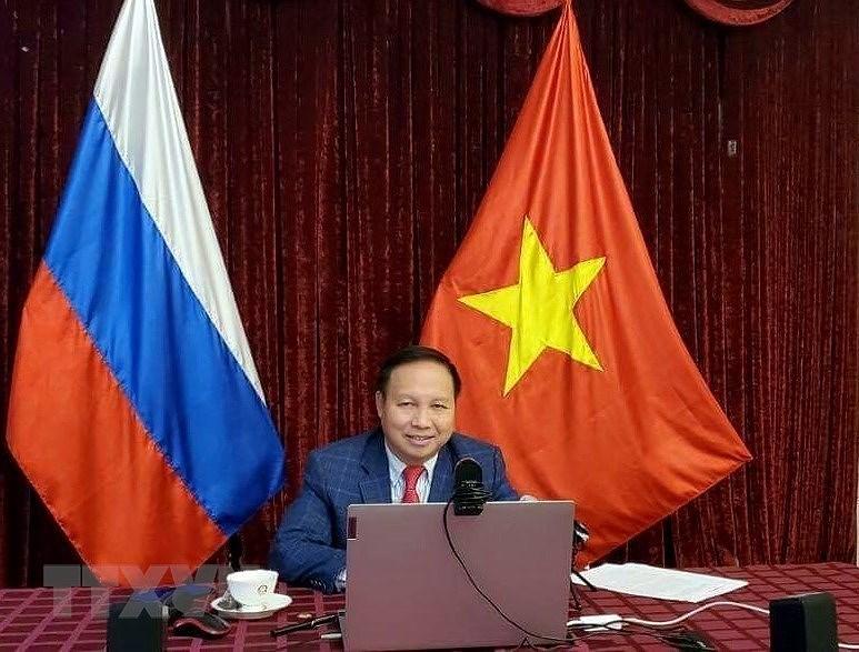 Hoi thao ''Vai tro thay doi cua Viet Nam trong the gioi duong dai'' hinh anh 2