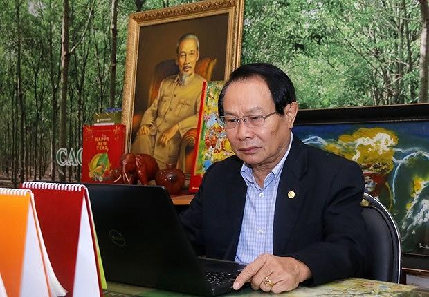 Dai hoi XIII cua Dang Cong san Viet Nam: Tu hao va vung tin hinh anh 1