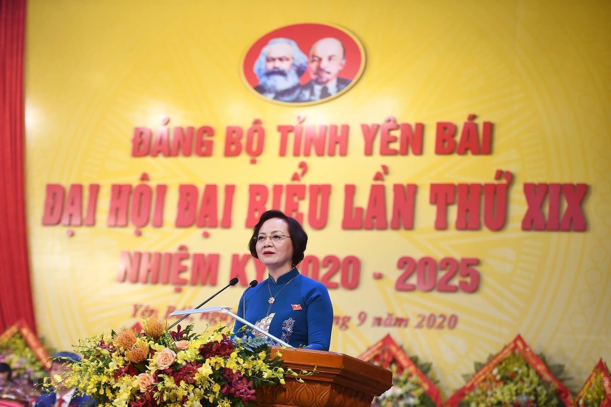 Bi thu Tinh uy Yen Bai duoc bo nhiem lam Thu truong Bo Noi vu hinh anh 1