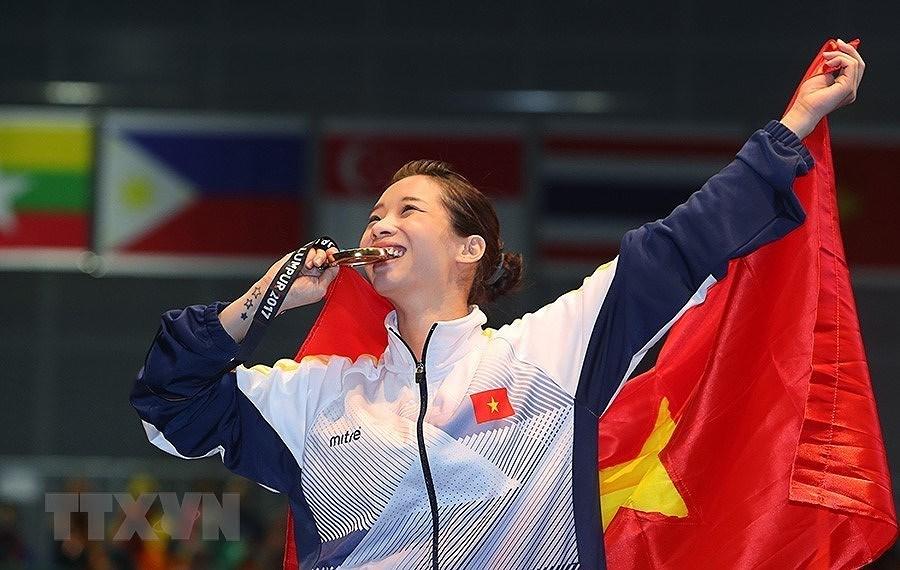 [Photo] Dai hoi Dang XII: Buoc vao ky nguyen hoi nhap va phat trien hinh anh 40
