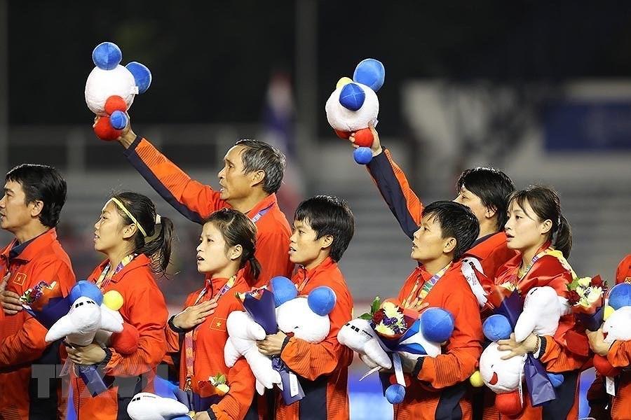 [Photo] Dai hoi Dang XII: Buoc vao ky nguyen hoi nhap va phat trien hinh anh 43