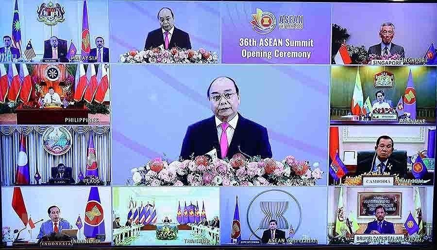 [Photo] Dai hoi Dang XII: Buoc vao ky nguyen hoi nhap va phat trien hinh anh 52