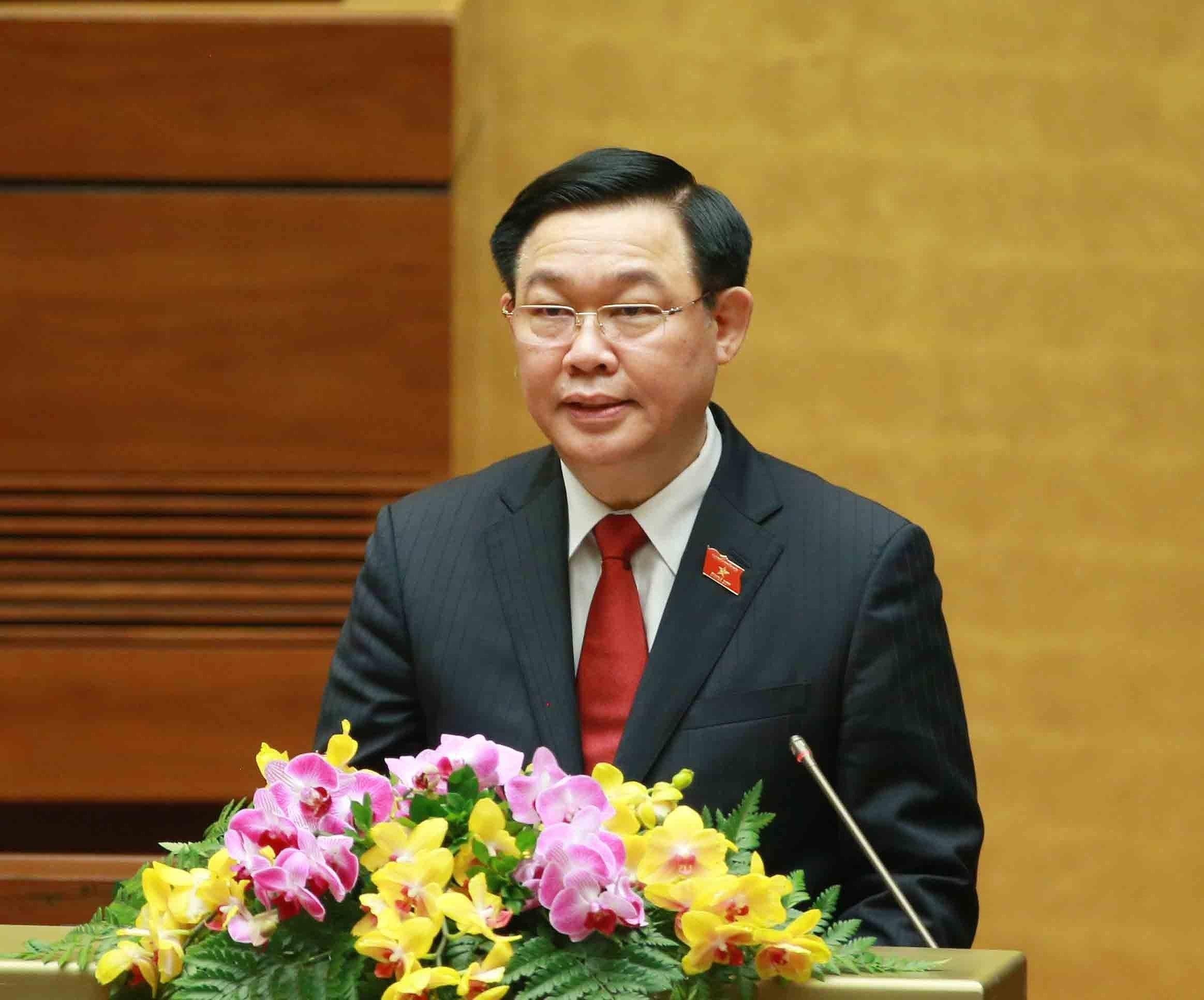 [Photo] Ong Pham Minh Chinh tuyen the nham chuc Thu tuong Chinh phu hinh anh 7
