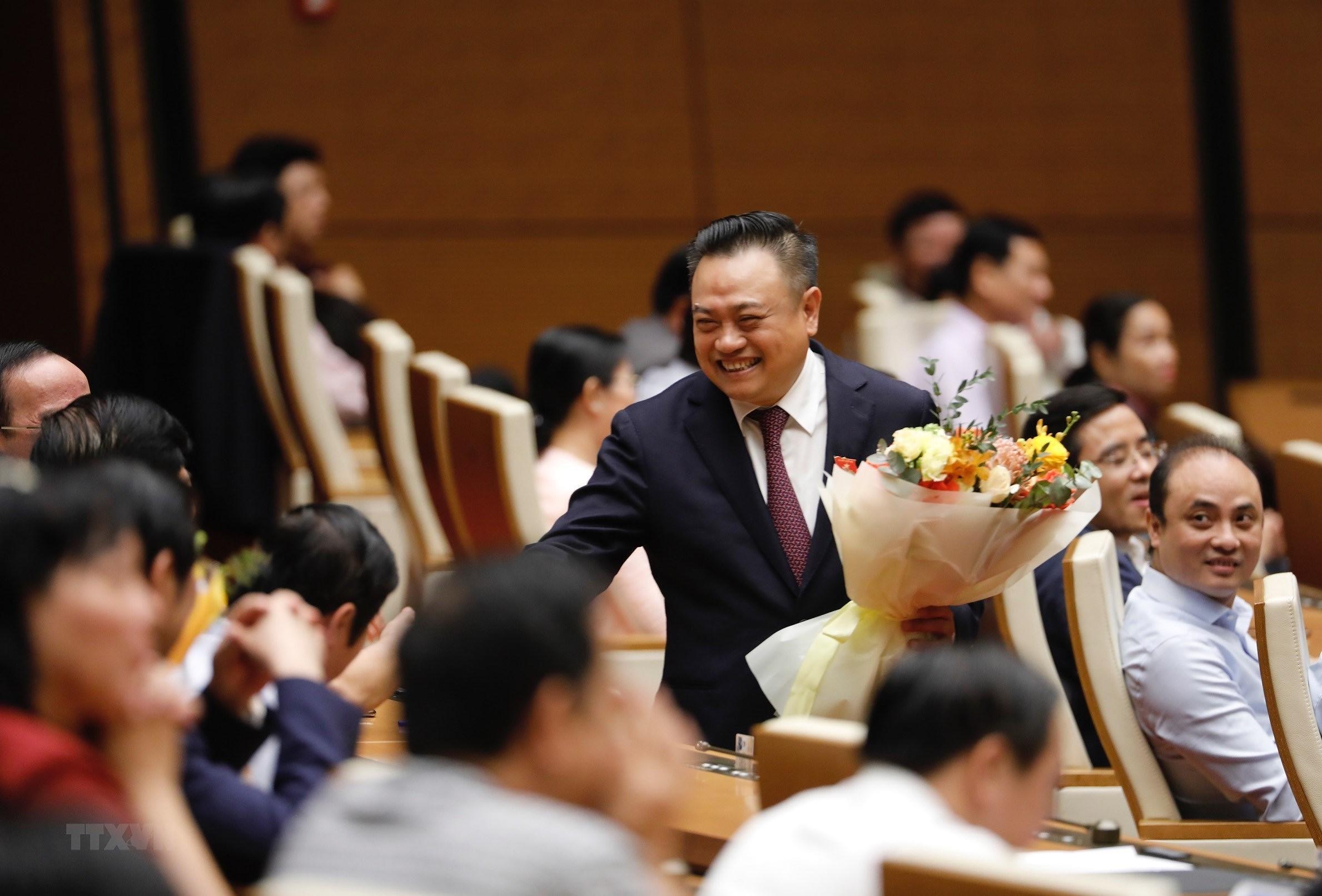 Ong Tran Sy Thanh trung cu Tong Kiem toan Nha nuoc hinh anh 1