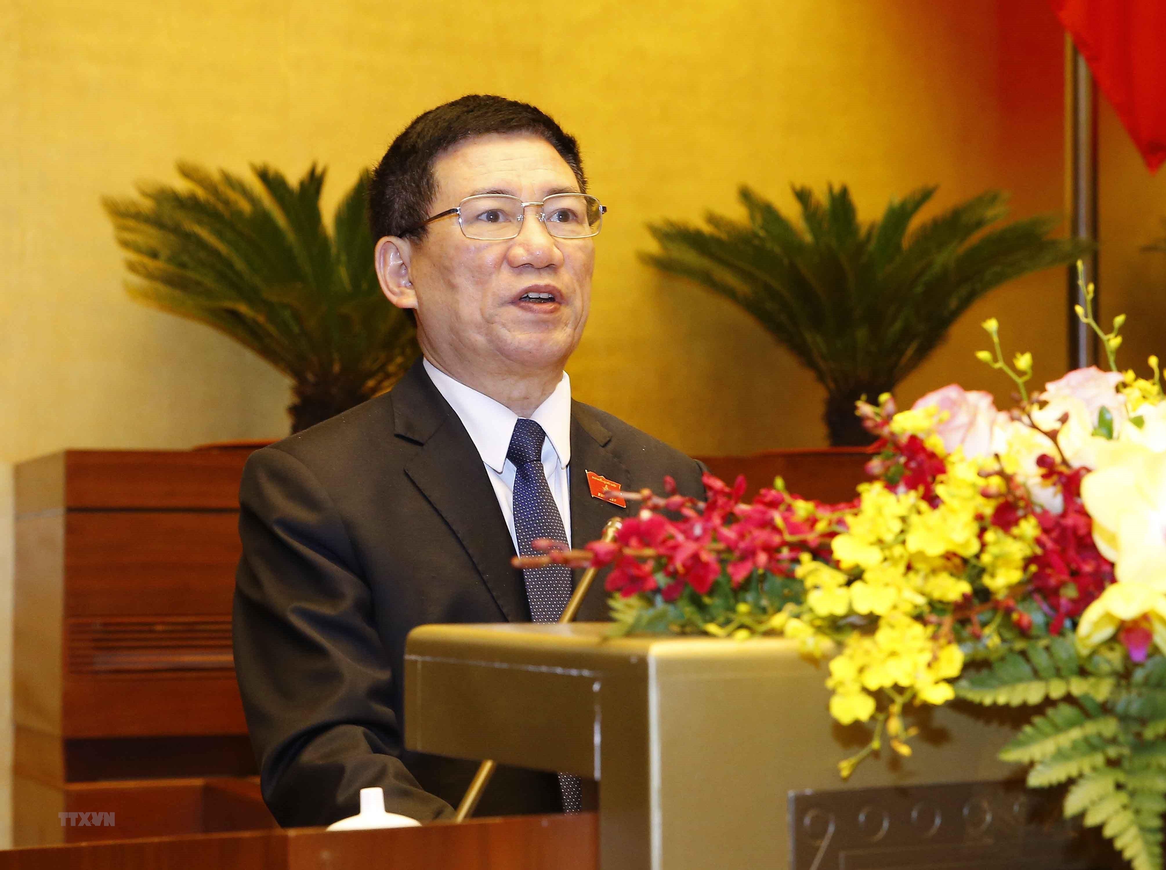 Bo truong Tai chinh Ho Duc Phoc: Su dung hieu qua nguon luc tai chinh hinh anh 1