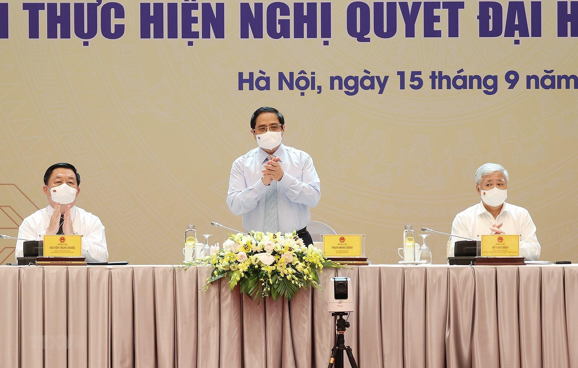 Thu tuong du Hoi nghi doi ngu tri thuc khoa hoc va cong nghe Viet Nam hinh anh 5