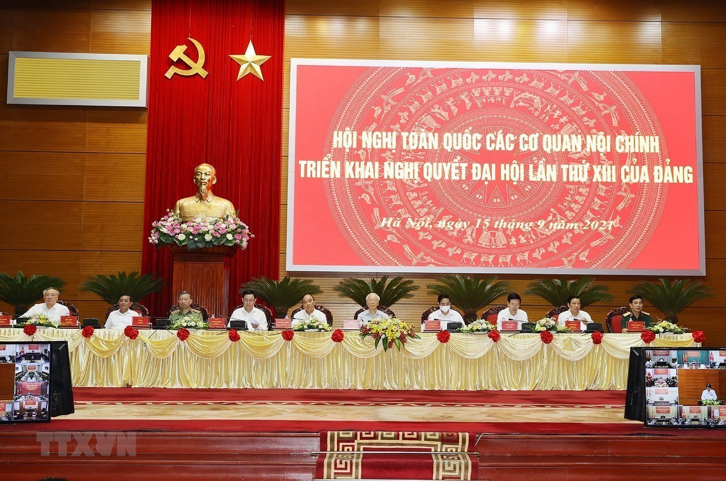 "Cac co quan noi chinh phai that su la nhung ""Thanh bao kiem sac ben"" hinh anh 4"