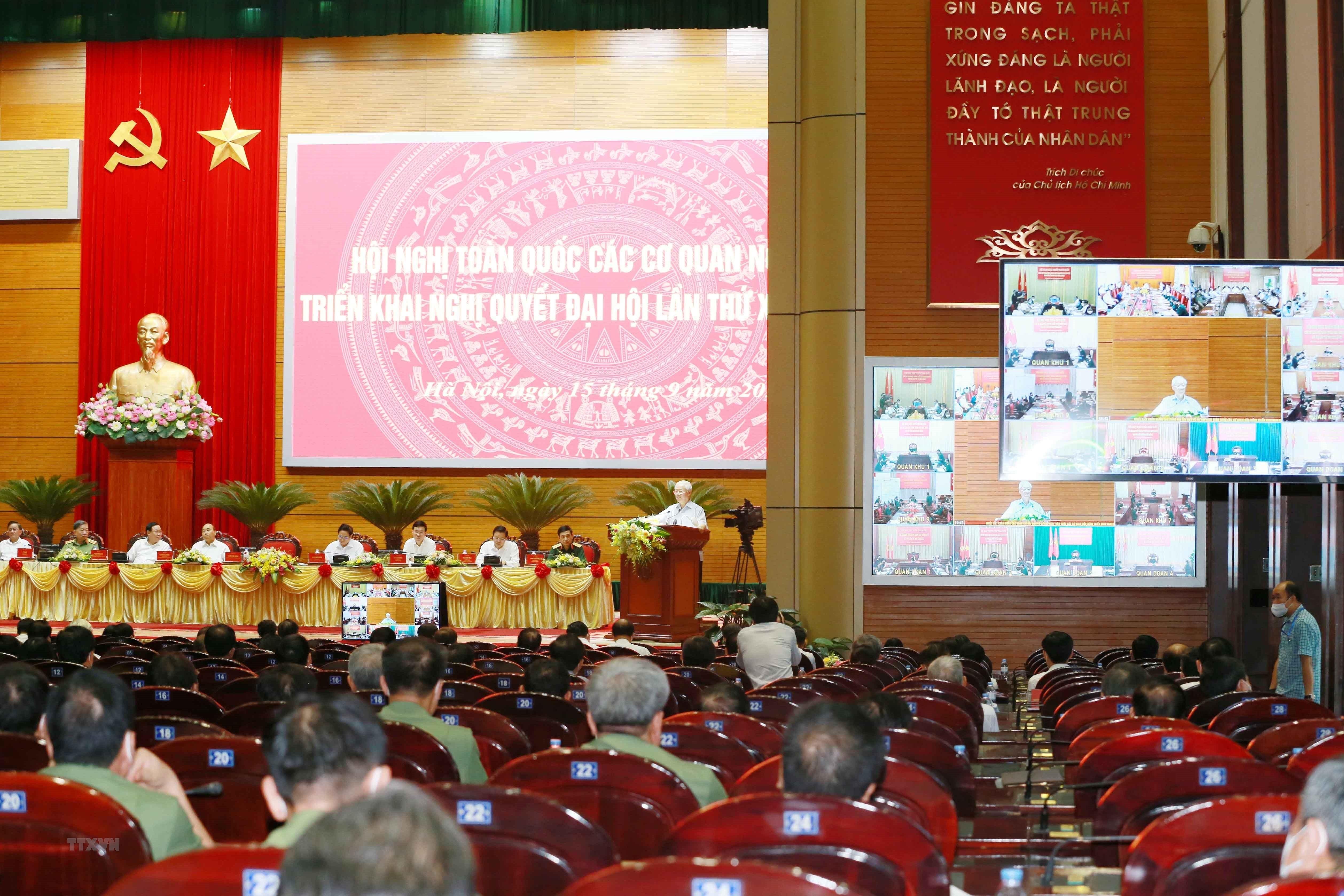 "Cac co quan noi chinh phai that su la nhung ""Thanh bao kiem sac ben"" hinh anh 2"
