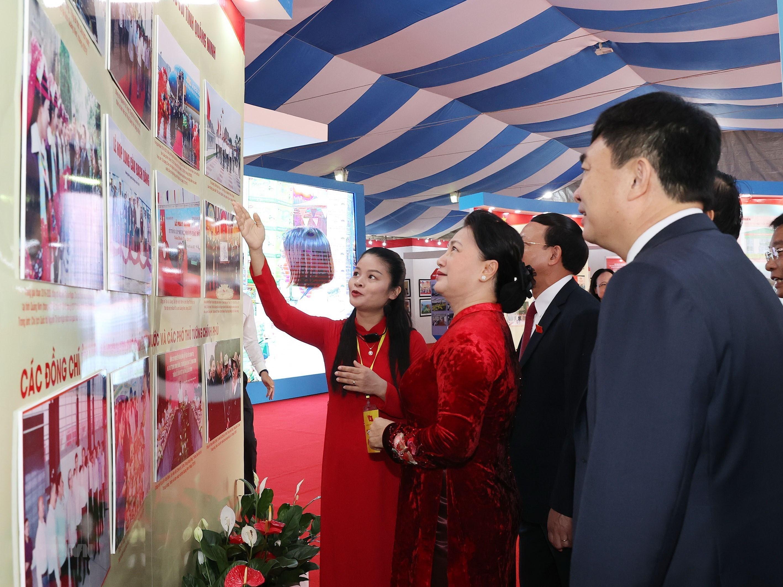 Hinh anh Dai hoi Dai bieu Dang bo tinh Quang Ninh lan thu XV hinh anh 2