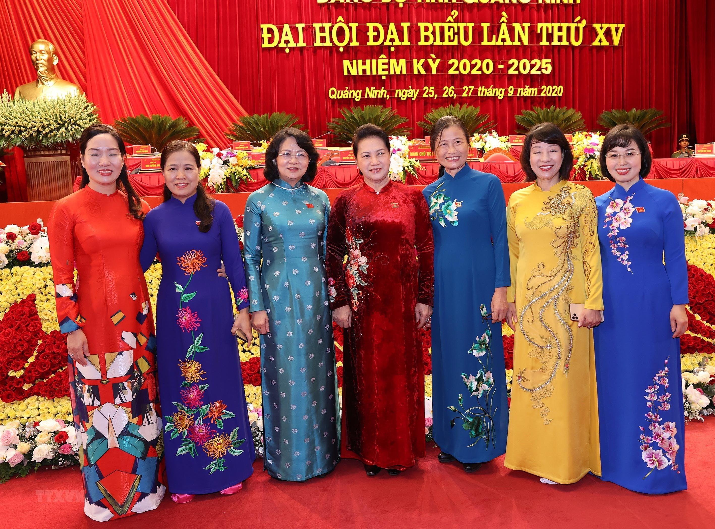 Hinh anh Dai hoi Dai bieu Dang bo tinh Quang Ninh lan thu XV hinh anh 7