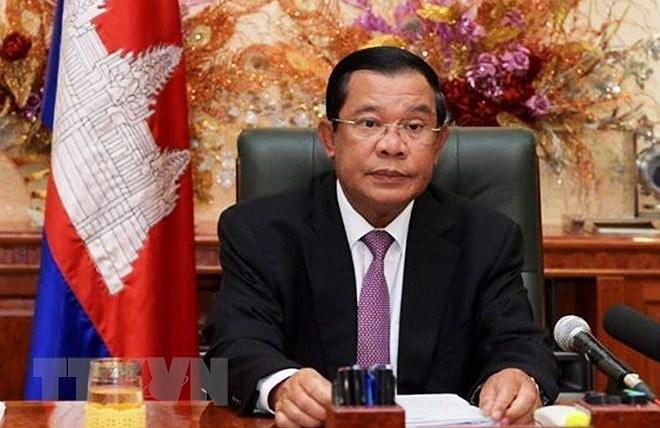 Chu tich CPP de cao vai tro lanh dao cua Dang Cong san Viet Nam hinh anh 1