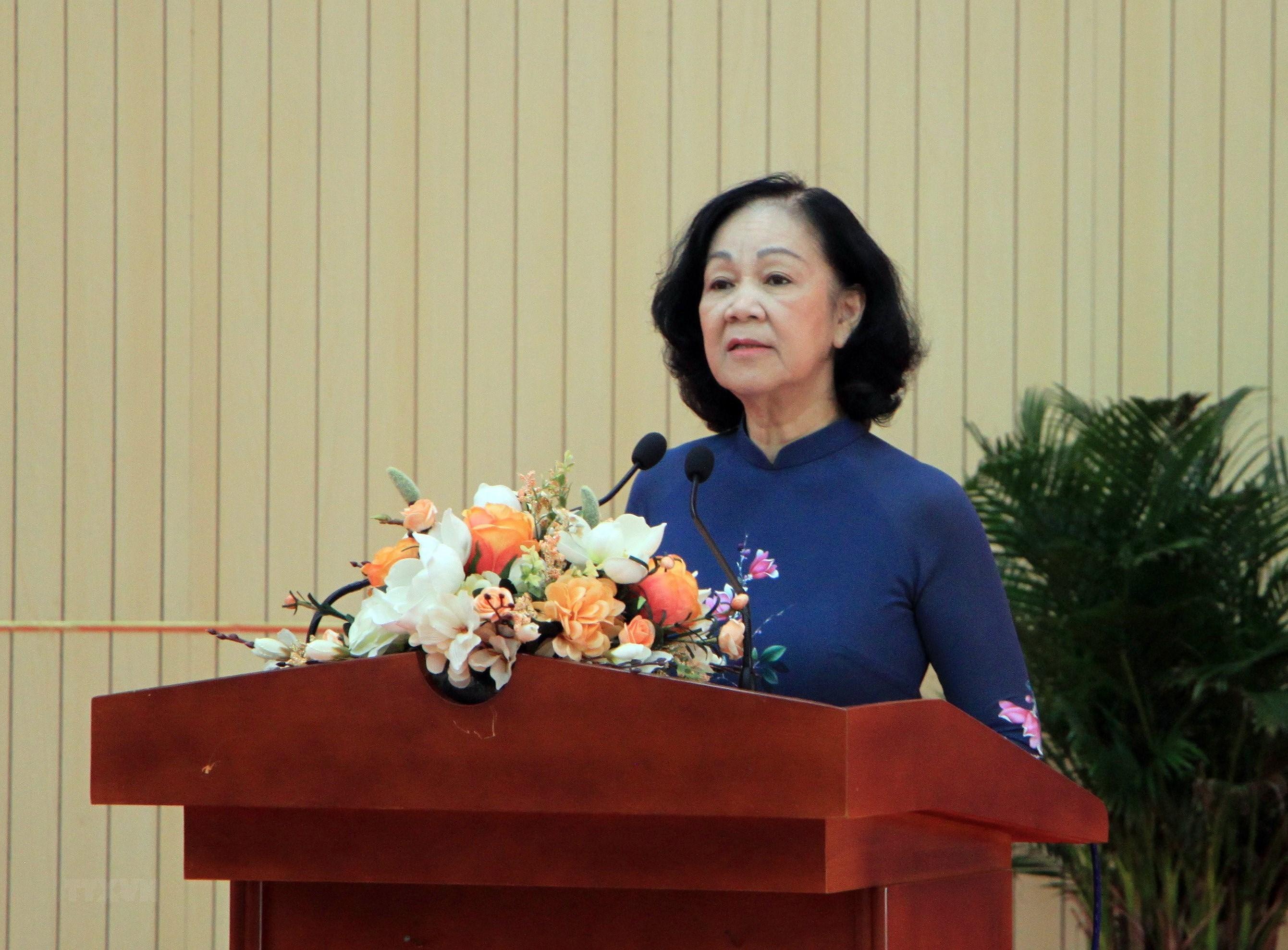Ong Nguyen Manh Cuong giu chuc Bi thu Tinh uy Binh Phuoc hinh anh 1