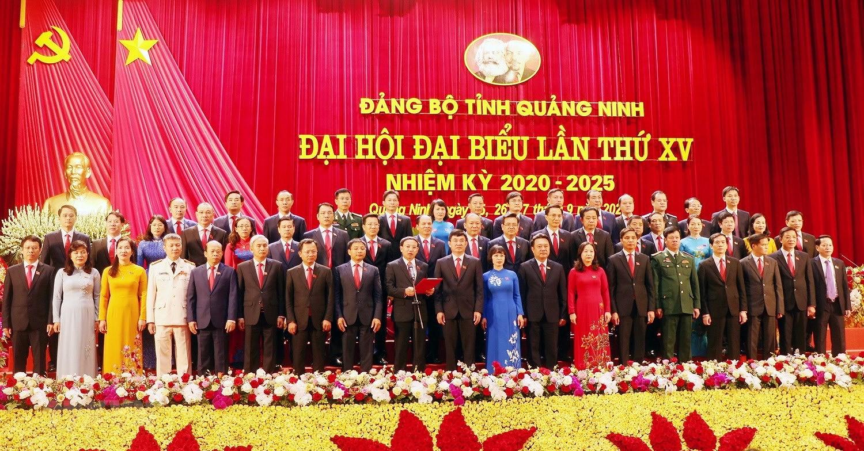 Nghi quyet Dai hoi Dang bo nhiem ky moi la khat vong nguoi Quang Ninh hinh anh 1