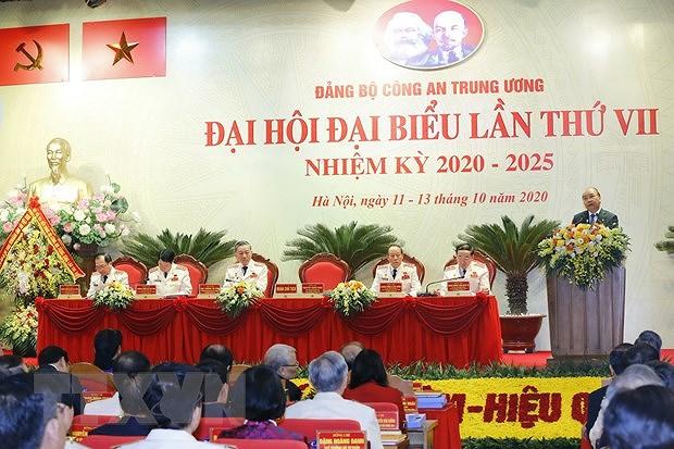 50 Dang bo truc thuoc TW to chuc thanh cong dai hoi nhiem ky 2020-2025 hinh anh 1