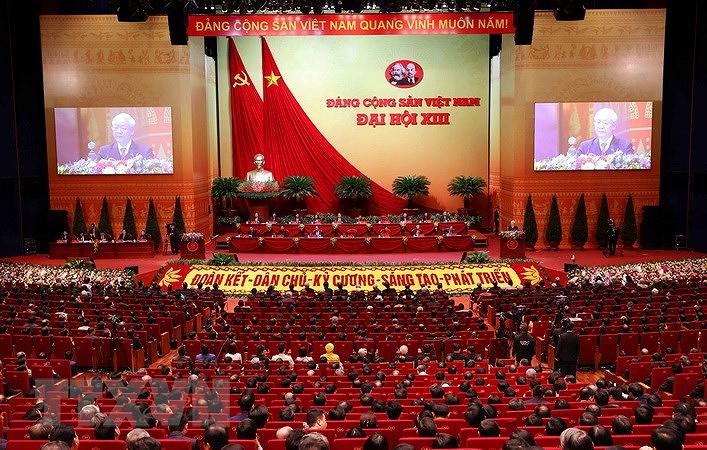 Dai hoi XIII cua Dang: Bao Sec de cao tam nhin phat trien cua Viet Nam hinh anh 1