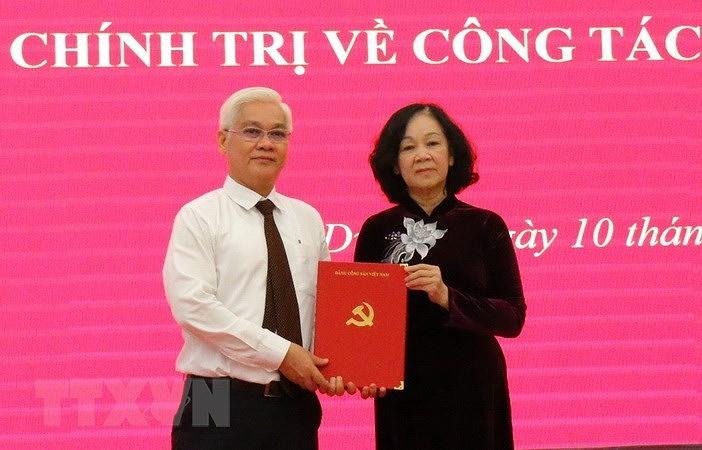 Ong Nguyen Van Loi duoc chi dinh giu chuc Bi thu Tinh uy Binh Duong hinh anh 1