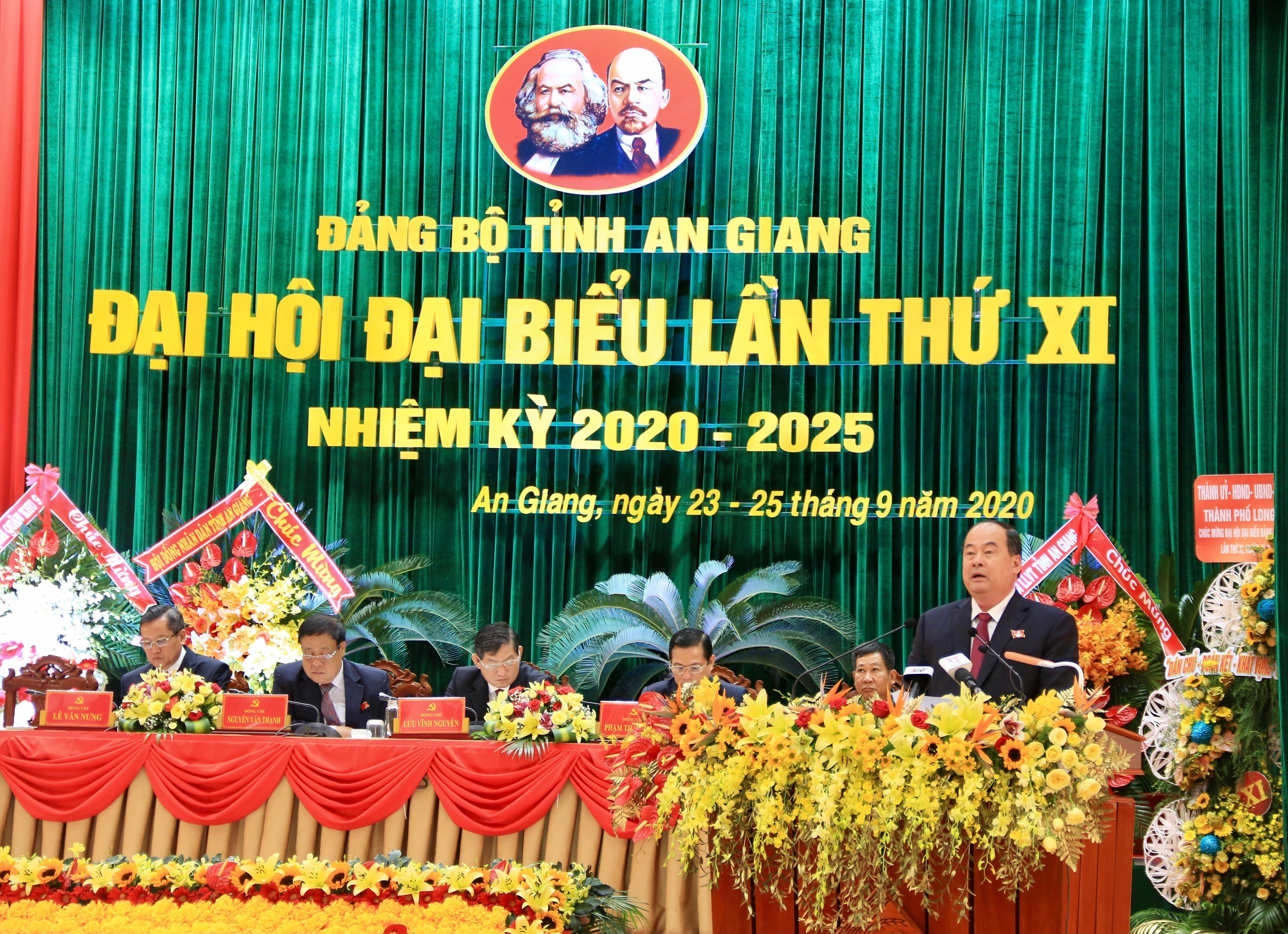 Dua An Giang thuoc nhom dau kinh te khu vuc DBSCL vao nam 2025 hinh anh 1